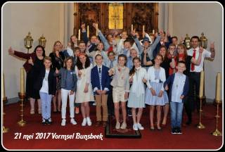 Bunsbeek