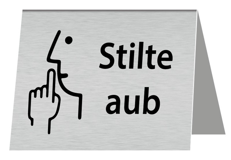 tafelbordje-stilte-aub