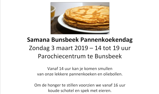 2019-03-03 Samana Bunsbeek