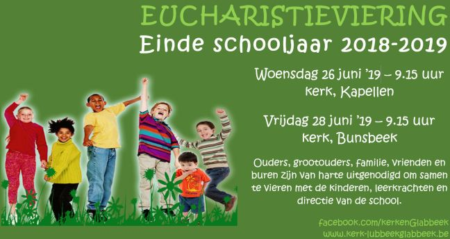 uitnodiging Bunsbeek-Kapellen