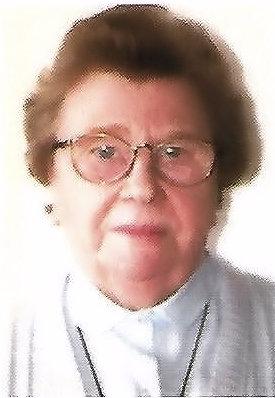 Wever zuster overleden