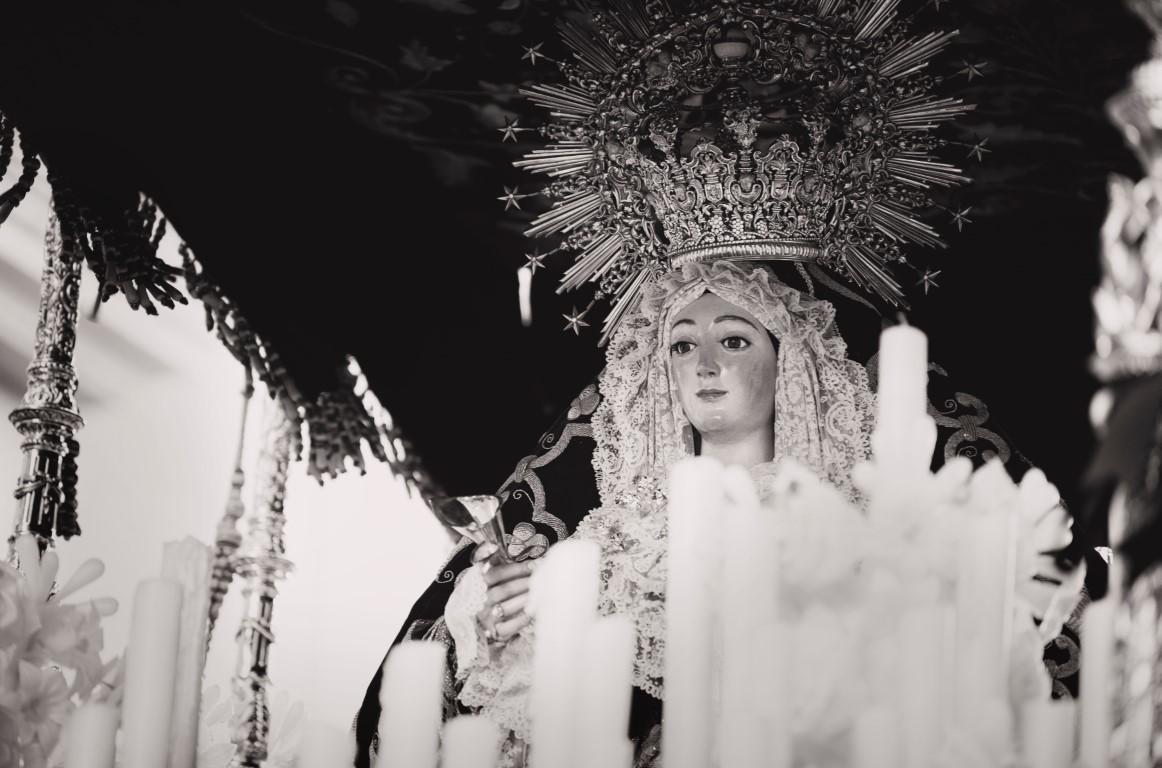 moeder Maria (Middel)